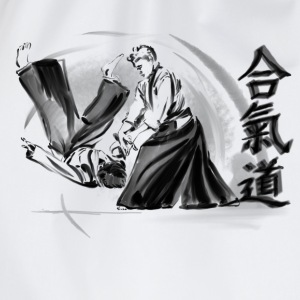 aikido T-Shirts - Drawstring Bag