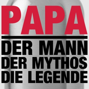 Papa T-Shirts - Trinkflasche