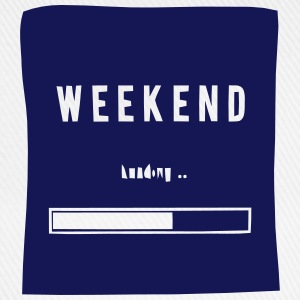 WEEKEND LADEN... T-shirts - Baseballcap