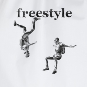 freestyle T-shirts - Gymtas
