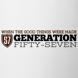 Good Generation 57 Tee shirts - Tasse