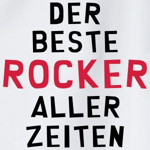 Rock Rocker Rockerin Rockmusiker Rock 'n' Roll T-Shirts - Turnbeutel