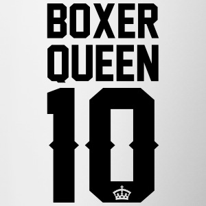 Boxer-Queen Tops - Tasse