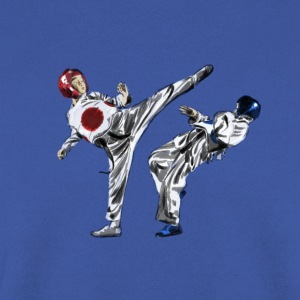 taekwondo Tee shirts - Sweat-shirt Homme