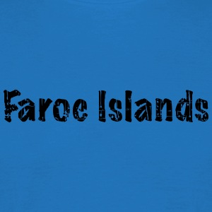 Faroe Islands - Männer T-Shirt