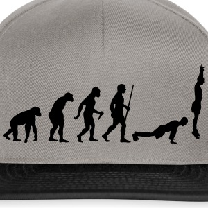 Evolution Burpee Tee shirts - Casquette snapback