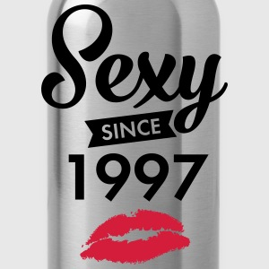 Sexy Since 1997 T-shirts - Drinkfles