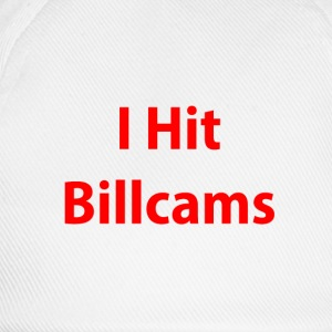 I HIT BILLCAMS Shirts - Baseball Cap