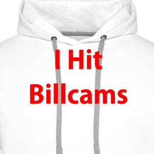 I HIT BILLCAMS Shirts - Men's Premium Hoodie