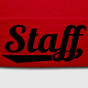 STAFF T-Shirts - Wintermütze