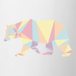 Color Bear Animal Prism T-Shirts - Mug