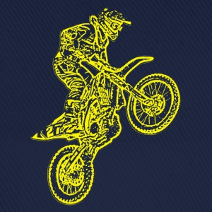 enduro yellow T-shirts - Basebollkeps