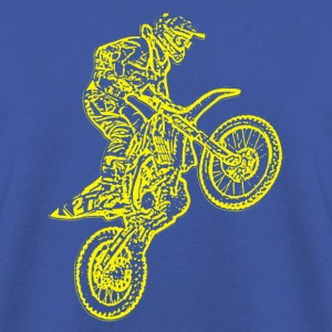 enduro yellow T-shirts - Herrtröja