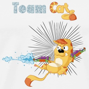 Team Cats Shootout Tasse - Männer Premium T-Shirt