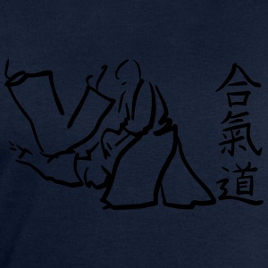 aikido Sports wear - Men's Sweatshirt by Stanley & Stella