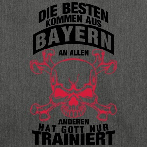 Bayern T-Shirts - Schultertasche aus Recycling-Material