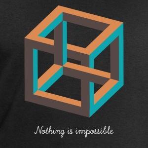 Nothing is Impossible T-Shirts - Männer Sweatshirt von Stanley & Stella