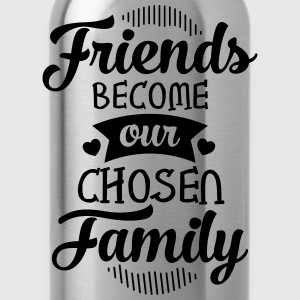 Friends Become Our Chosen Family T-shirts - Drinkfles