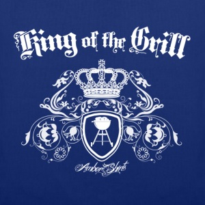King of the Grill (BBQ) - Tote Bag