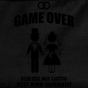Game Over Heirat T-Shirts - Kinder Rucksack