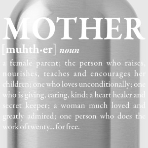 Mother (dark) Tee shirts - Gourde