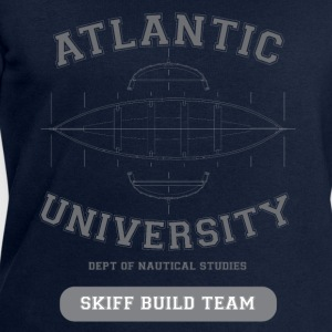 Atlantic Skiff Builder - Men's Sweatshirt by Stanley & Stella