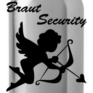 Braut security - Trinkflasche