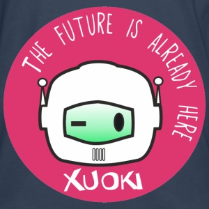The future - Camiseta de manga larga premium hombre