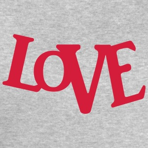Love Tee shirts - Sweat-shirt Homme Stanley & Stella