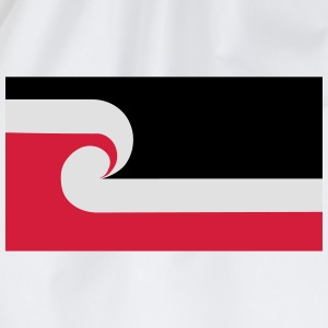 Maori Flag T-Shirts - Drawstring Bag