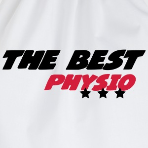 The best physio Magliette - Sacca sportiva