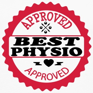 Approved best physio Camisetas - Camiseta de manga larga premium hombre