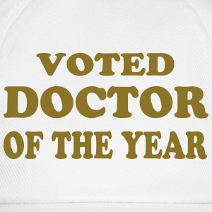Voted doctor of the year T-shirts - Basebollkeps