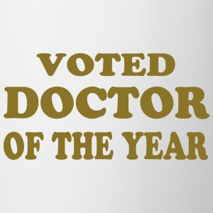 Voted doctor of the year T-shirts - Mugg