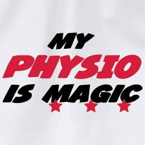 My physio is magic T-shirts - Gymtas