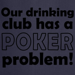 poker problem T-Shirts - Kochschürze