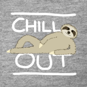 Sloth Chill Out T-Shirts - Men's Premium Longsleeve Shirt