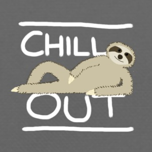 Sloth Chill Out T-Shirts - Shoulder Bag