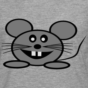 Cute mouse - Men's Premium Longsleeve Shirt