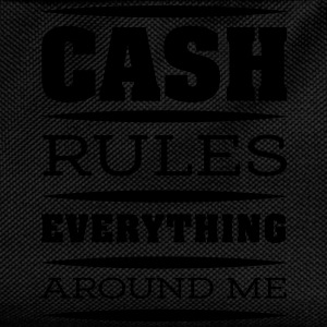 cash rules T-Shirts - Kinder Rucksack