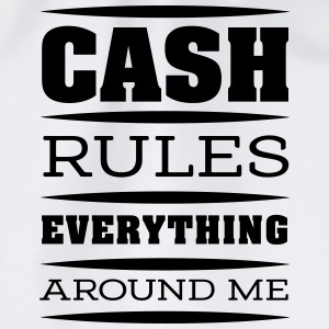 cash rules T-Shirts - Turnbeutel