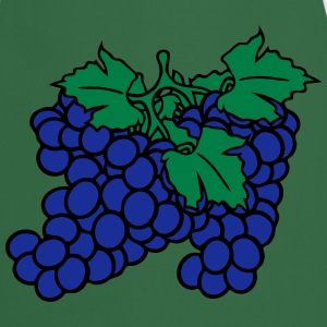 many grape grapes harvest tasty wine T-Shirts - Cooking Apron