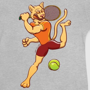 Puma Performing Tennis Smash Long Sleeve Shirts - Baby T-Shirt