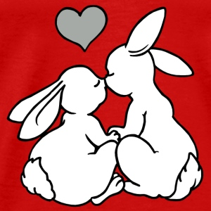 Love Rabbit Vêtements de sport - T-shirt Premium Homme