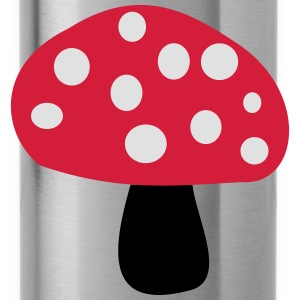 Fly agaric - Drinkfles