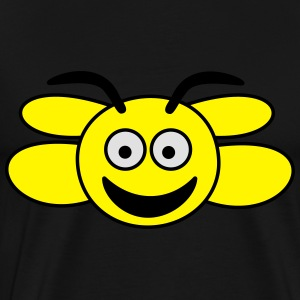 Funny bee - Men's Premium T-Shirt