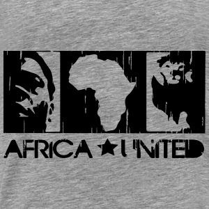 africa united 005 Sweat-shirts - T-shirt Premium Homme