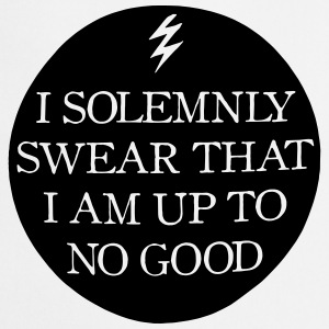I Solemnly Swear That I Am Up To No Good T-Shirts - Cooking Apron