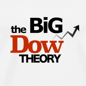 The Big Dow Theory Tasse - Männer Premium T-Shirt
