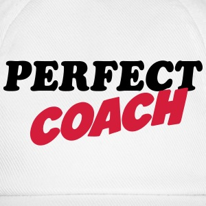 Perfect coach T-skjorter - Baseballcap